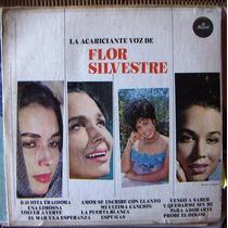 Bolero, Flor Silvestre, La Acariciante Voz, Lp 12´,