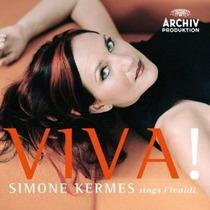 Opera Viva! - Simone Kermes Sings Vivaldi Cd Op4