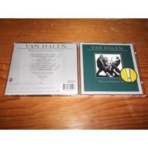 Van Halen - Women And Children First Cd Imp Ed 1990 Mdisk