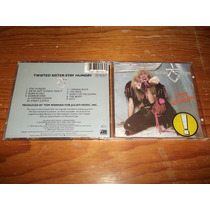 Twisted Sister - Stay Hungry Cd Imp Ed 1990 Mdisk