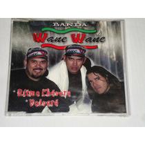 Banda Wane Wane - Ritmo Chevere Cd Promo Azteca Music 2001