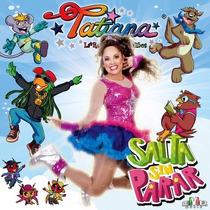 Salta Sin Parar / Tatiana / Disco Cd Con 11 Canciones