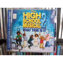 High School Musical 2 ¿what Time Is It? Cd Excelente Estado