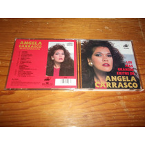 Angela Carrasco Sus Mas Grandes Exitos Cd Imp Ed 1991 Mdisk