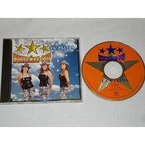 Norteñas Pop - La Palida Cd Promo Azteca Music 2000