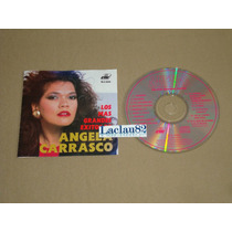 Angela Carrasco Los Mas Grandes Exitos 1989 Ariola Cd Usa