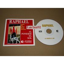 Raphael Al Ponerse El Sol 2003 Emi Cd Exitos De Su Pelicula