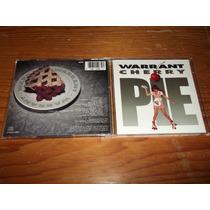 Warrant - Cherry Pie Cd Imp Ed 1990 Mdisk