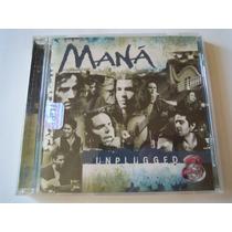 Mana Unplugged En Vivo Cd Acustico Mtv Pop En Español