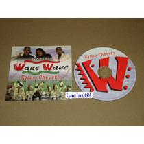 Banda Wane Wane Tirmo Chevere 2001 Azteca Music Cd