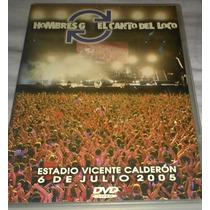 Hombres G & El Canto Del Loco Dvd Directo Ed. España