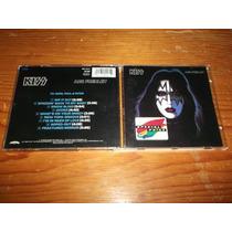 Kiss - Ace Frehley Cd Imp Ed 1990 Mdisk