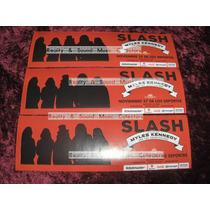Slash 3 Stickers Palacio De Los Deportes De Coleccion! Guns!