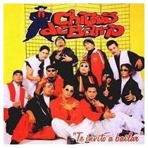 Chicos De Barrio Te Invito A Bailar Cd Nuevo