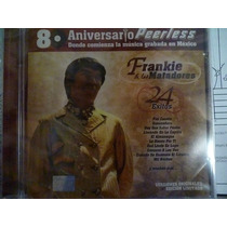 Cd Frankie & Los Matadores. 80 Aniversario Peerless 2013