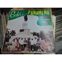 Kike Subia L.p De 33 Rpm Sabor Panameño