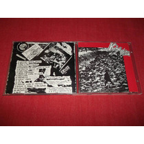 Kaos - Homonimo Punk Peruano Cd Nac Ed 1994 Mdisk