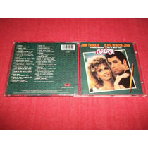 Grease - Vaselina - Soundtrack Cd Imp Ed 1991 Mdisk