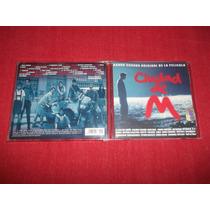 Ciudad De M - Soundtrack Peruano Cd Peru Ed 2000 Mdisk