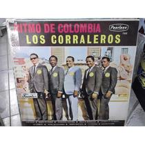 Los Corraleros De Majagual Ritmo De Colombia Lp