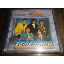 Cd Los Temerarios 15 Baladas De Amor