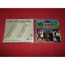 Country Music Express - Cash Nelson Rogers Parton Cd Mdisk