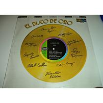 Lp El Disco De Oro Orq Riverside Vicentico Celia Nelson Pine