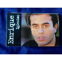 Enrique Iglesias Cassette Primer Álbum