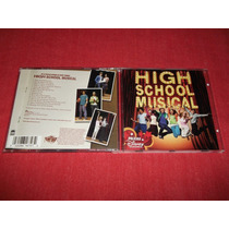 High School Musical - Soundtrack Cd Nac Ed 2006 Mdisk