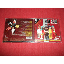 Rock Peruano - Vol.2 15 Grandes Exitos Cd Peru Ed 2007 Mdisk