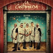 En Vivo 25 Aniversario / La Castañeda / Disco Cd + Dvd