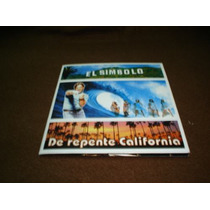 El Simbolo - Flou - Cd Single - De Repente California Eex