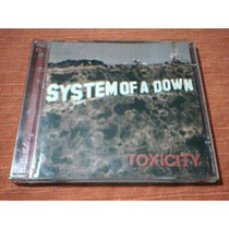 Cd System Of A Down - Toxicity - Cd