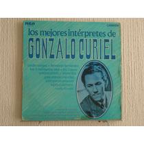 Los Mejores Interpretes De Gonzalo Curiel - Varios