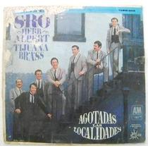 Herb Albert & Tijuana Brass / Agotadas... 1 Disco Lp Vinil