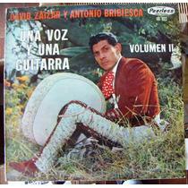Bolero, David Zaizar Y Antonio Bribiesca, Vol. 2, Lp 12´,
