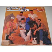 Mister Chivo - Con Estilo - Nuevo Disco Lp Cumbia
