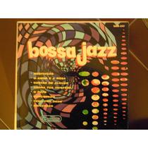 Cuarteto Bossa Nova Lp Bossa Jazz