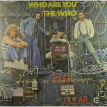 The Who - Who Are You Lp