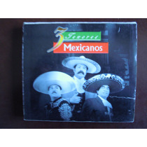 3 Tenores Mexicanos Cd Promo Morena 98.7