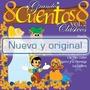Nuevo Y Original 8 Grandes Cuentos Infantiles Vol. 2 Cd $55