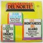 Los Grandes Del Norte / Los Cadetes De Linares 1 Disco Lp