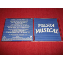 Fiesta Musical - Bronco Los Del Rio Payaso De Rodeo Cd Mdisk