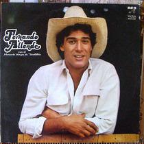 Bolero, Fernando Allende, Con El Mariachi Vargas, Lp 12´,