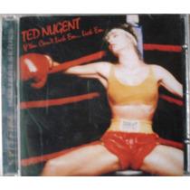 Ted Nugent - If You Can{t Lick Em...lick Em Importado Brasil