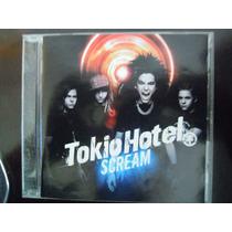 Tokio Hotel Cd Scream Importado Usa