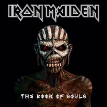 The Book Of Souls / Iron Maiden / 2 Cd