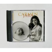 Carmen Jara Con Sentimiento Jara Cd Mexicano 1997