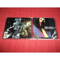 Santana - Spirits Dancing In The Flesh Cd Imp Ed 1990 Mdisk