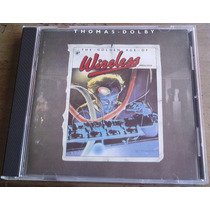 Thomas Dolby The Golden Age Of Wireless Cd Made In U.s.a.
